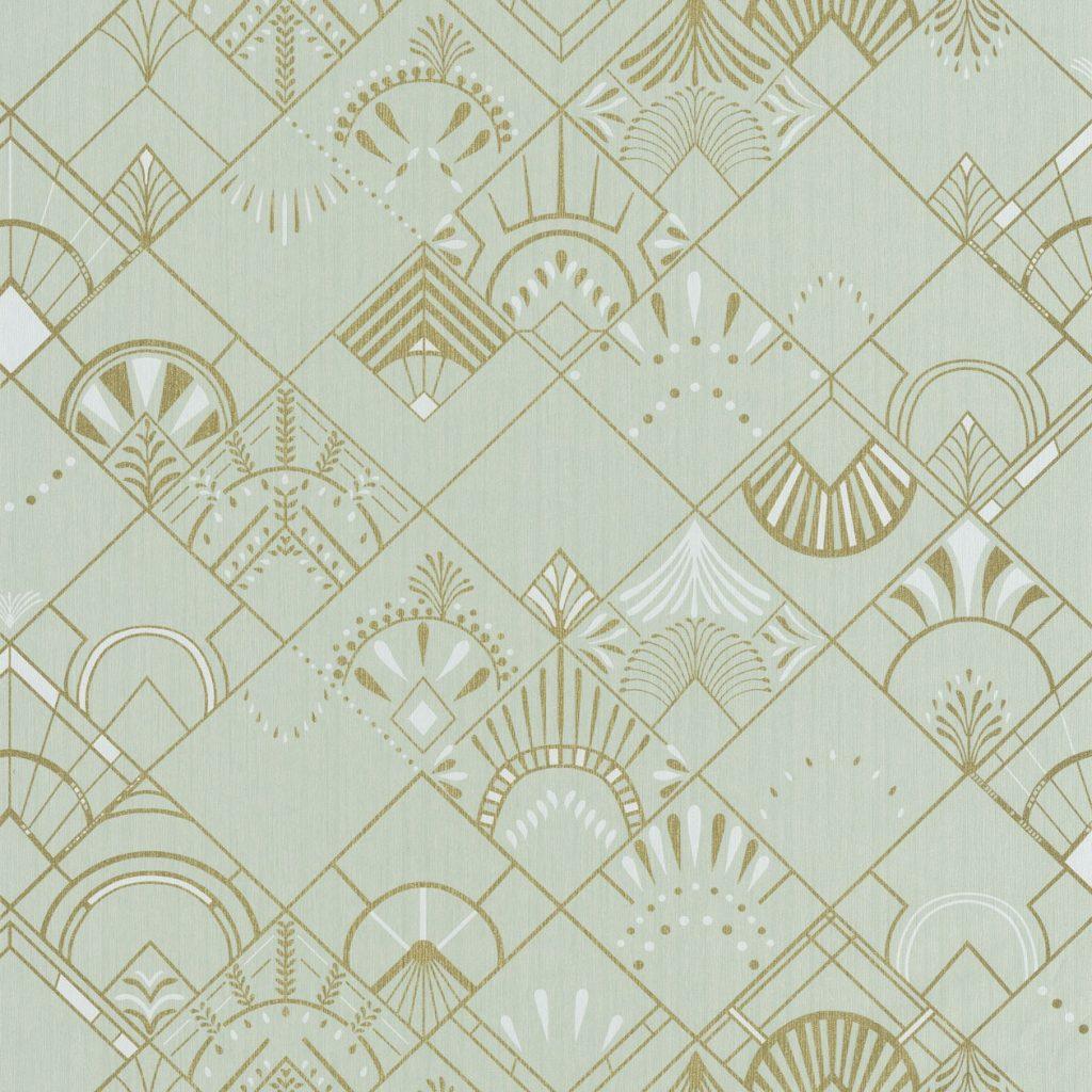 Papier A Peindre Motif papier peint scarlett g11 - motifs ornementaux