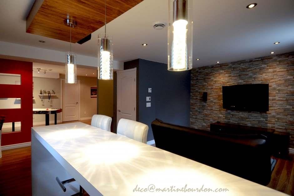 amnagement d un sous sol jalis with amnagement d un sous. Black Bedroom Furniture Sets. Home Design Ideas