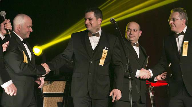 Gala reconnaissance AQMAT Colobar Prix Spécialité