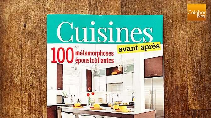 Page couverture de la revue Je décore spécial cuisine