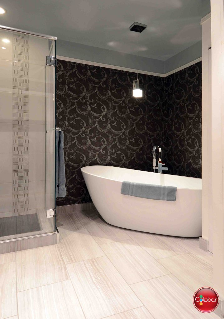 salle de bain r am nag e blog de colobar peinture d coration. Black Bedroom Furniture Sets. Home Design Ideas