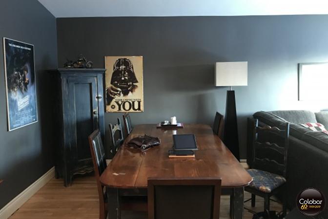 Salon et salle à manger à aire ouverte - Blog de Colobar ...