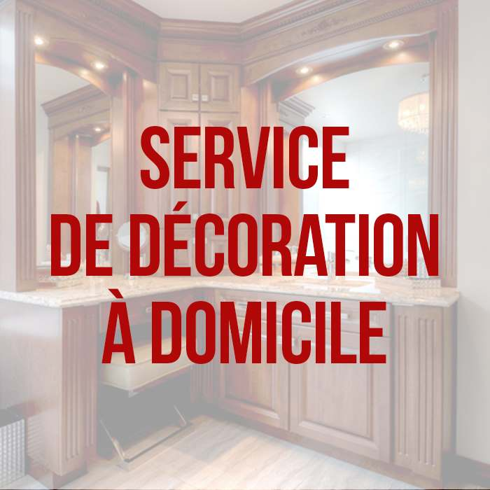 Décoration à domicile service professionnel offert par colobar décoration