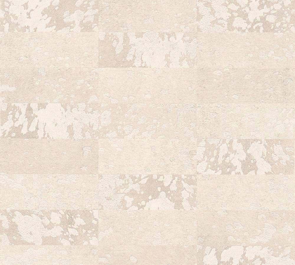 Papier Peint Rectangle Couleur Beige Rose Colobar Peinture