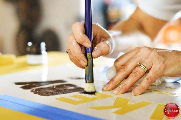 atelier formation peinture fusion colobar - 68
