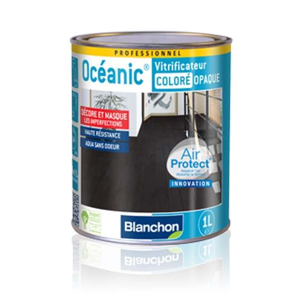 vernis oc anic color opaque de blanchon colobar peinture d coration. Black Bedroom Furniture Sets. Home Design Ideas