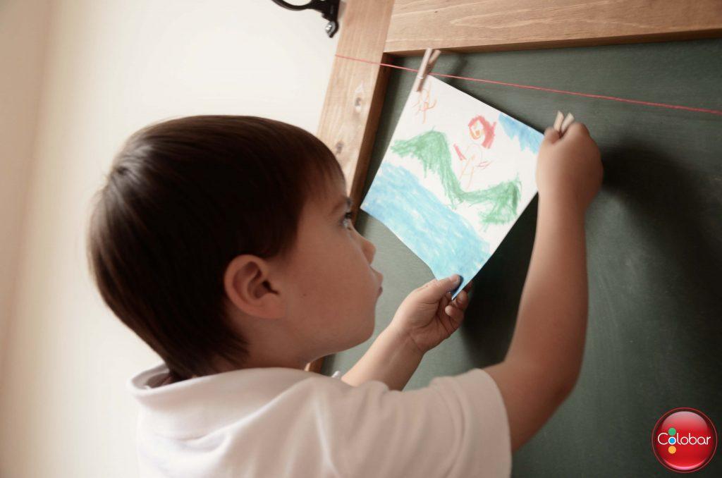 Faire Sa Peinture Extérieure Soi Même peinture à tableau : comment faire soi-même un tableau à