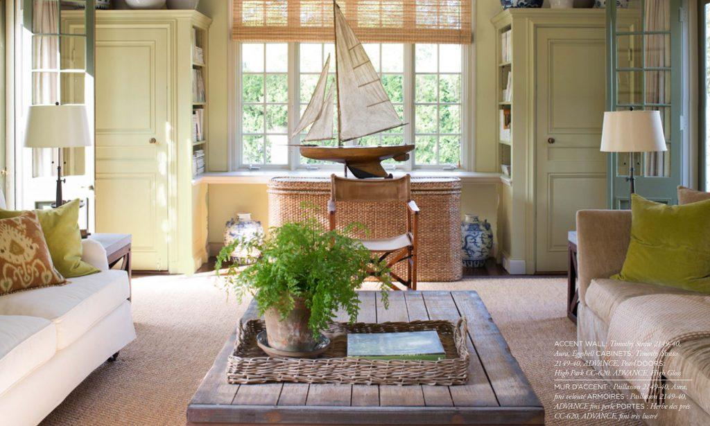 benjamin moore et les tendances en couleur 2015 colobar. Black Bedroom Furniture Sets. Home Design Ideas