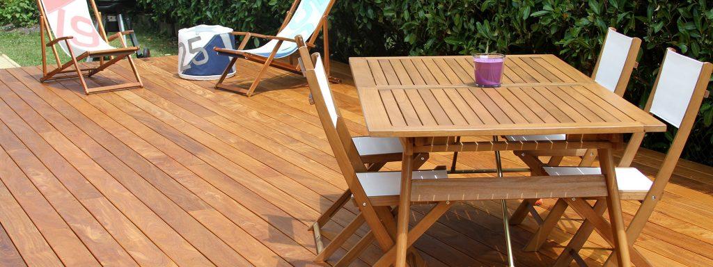 Teinture pour patio Sansin Dec : 7 couleurs populaires