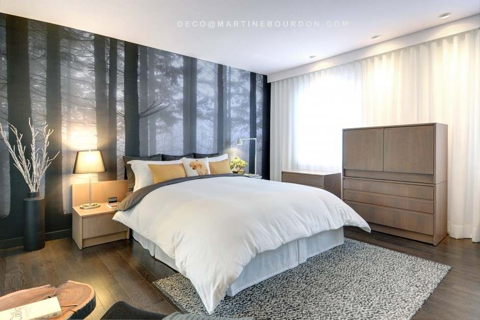 d coration d une chambre des ma tres style h tel. Black Bedroom Furniture Sets. Home Design Ideas