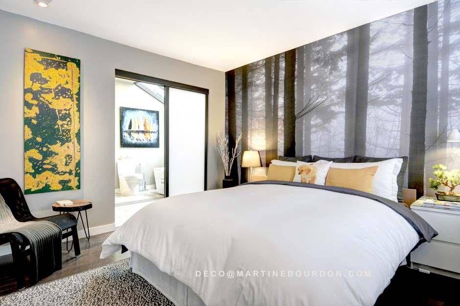 D coration d une chambre des ma tres style h tel for Decoration maison de maitre