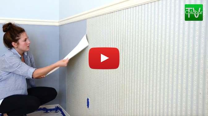 Comment enlever du papier peint image principale