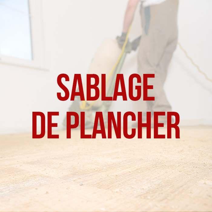 Page professionnel sableur de plancher colobar boutique for Conception de plancher en ligne