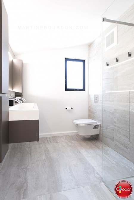 Salle de bain : Chic et moderne - Blog de Colobar Peinture & Décoration
