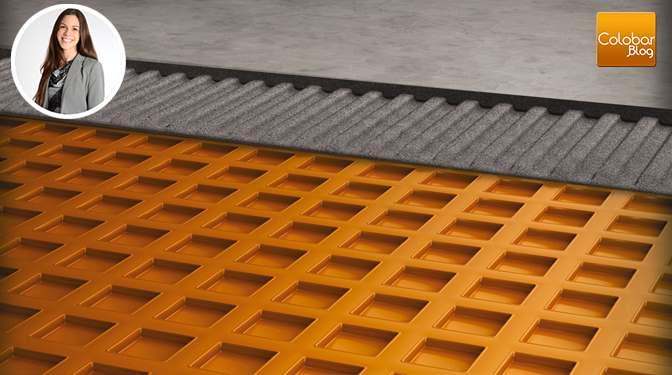 Membrane sous-couche shluter