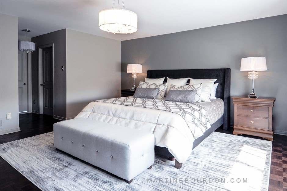 style glamour pour la chambre des ma tres colobar. Black Bedroom Furniture Sets. Home Design Ideas