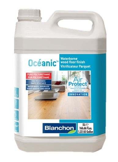 Image du contenant de vernis Oceanic de Blanchon